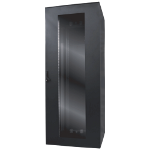 Air Conditioned IT Rack Cabinets Compatible with AGC Master and AGC Slave Extinguishing Apparatuses